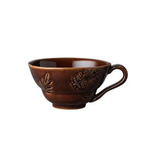 Cup with handle, coffee