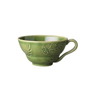 Cup with handle, primavera