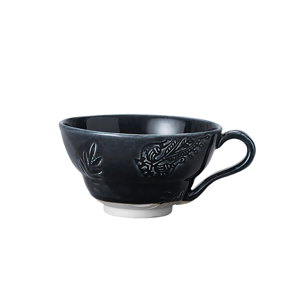 Cup with handle thunder