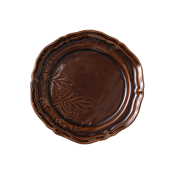 Dinnerplate, coffee
