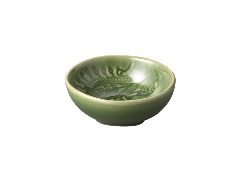 Small dip bowl, primavera