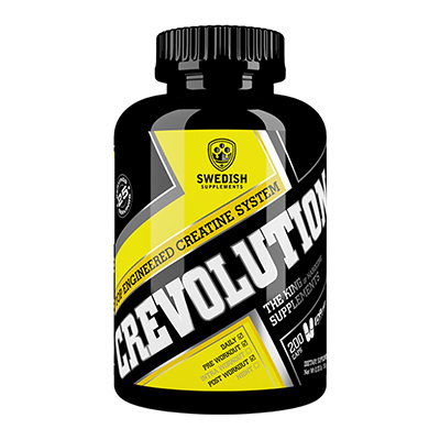 Swedish Supplements Crevolution