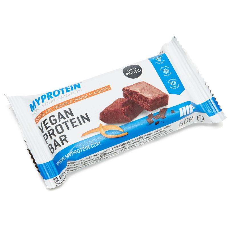 My Protein Vegan Bar