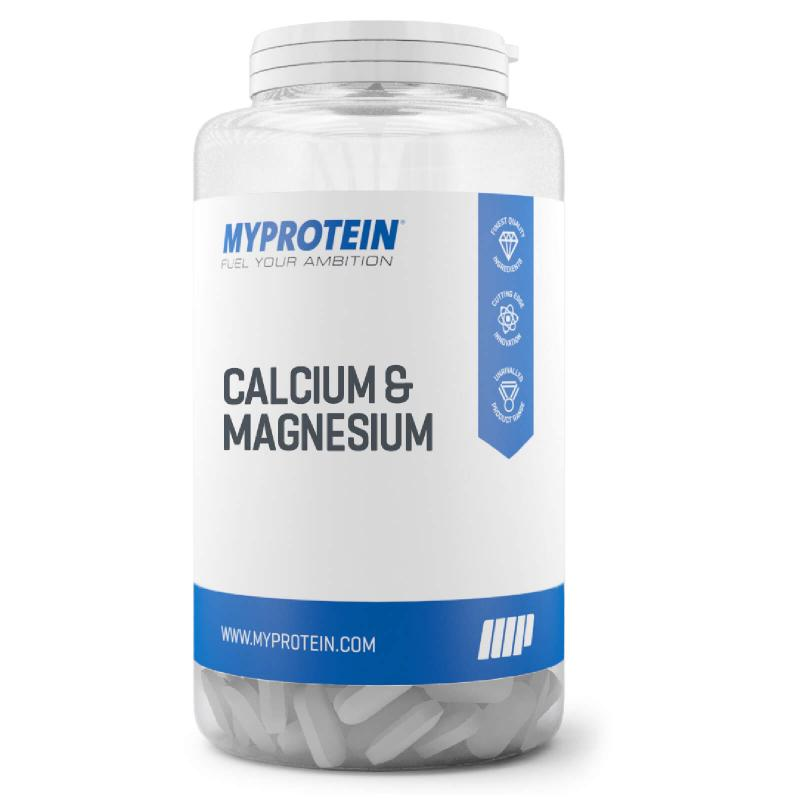 Calcium och Magnesium tabletter My Protein
