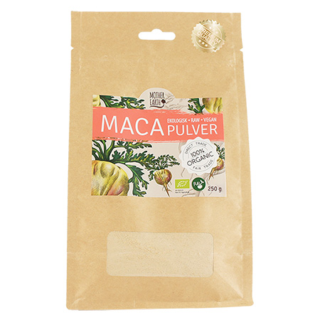 Mother Earth - Maca pulver