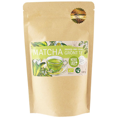 Mother Earth - Matcha Tee