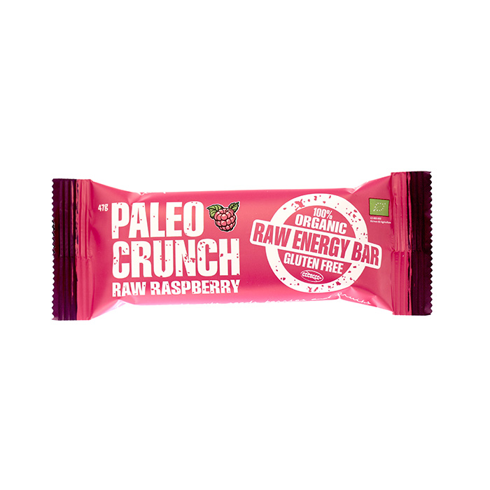 Paleo Crunch RAW bar