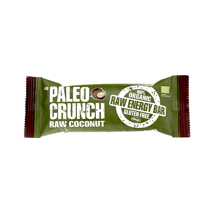 Paleo Crunch RAW