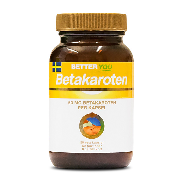 Betakaroten 50mg Better You