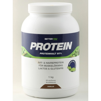 Better You Protein - Vegetabiliskt Proteinpulver