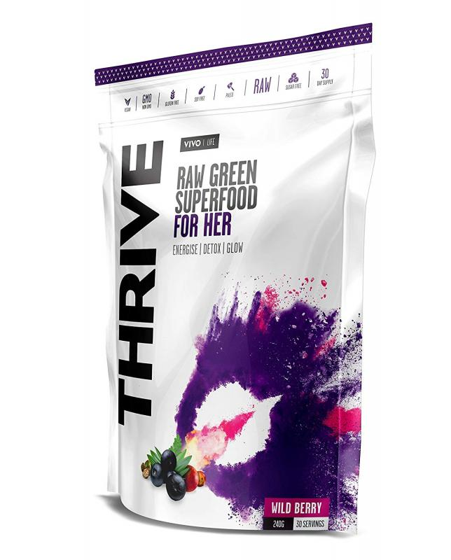 THRIVE HER Vivolife Wild Berry 240g