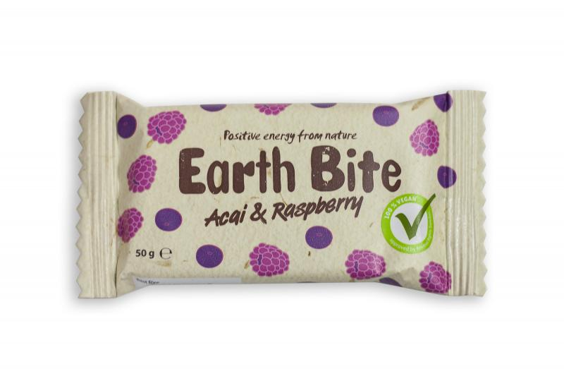 Earth Bite Acai & Raspberry