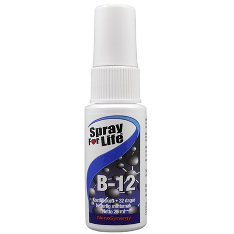 B12 Vitamin spray