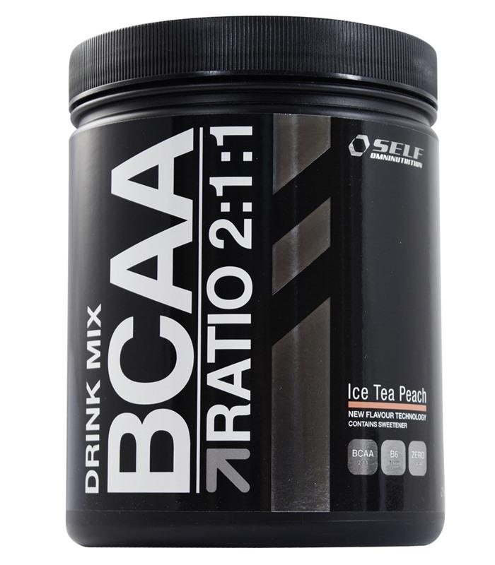 BCAA Drink Mix - Selfomninutrition - Vegan BCAA