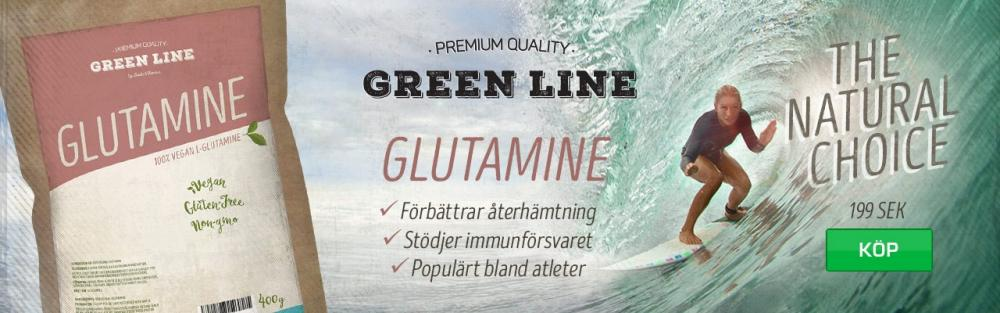 Green Line Vegan Glutamin