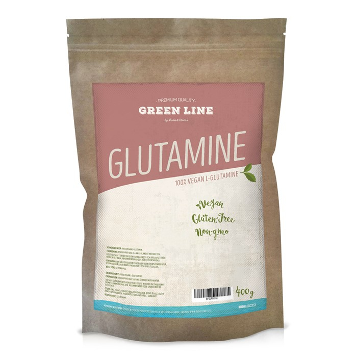 Budo Fitness - Vegan Glutamin
