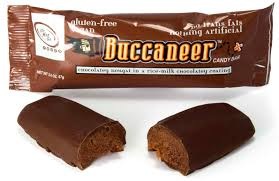 Buccaneer Candy Bar GoMaxGo Foods