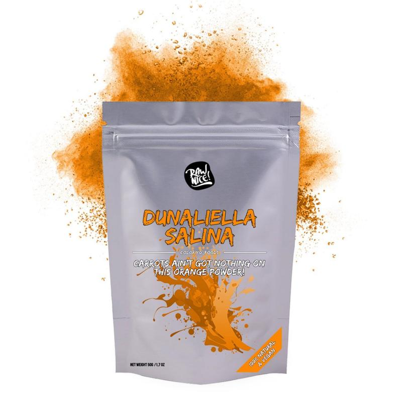 DUNALIELLA SALINA POWDER 50g Raw Nice