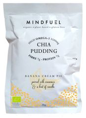 Mindfuel Chiapudding - Banana cream pie