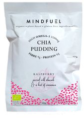 Mindfuel Chiapudding Raspberry