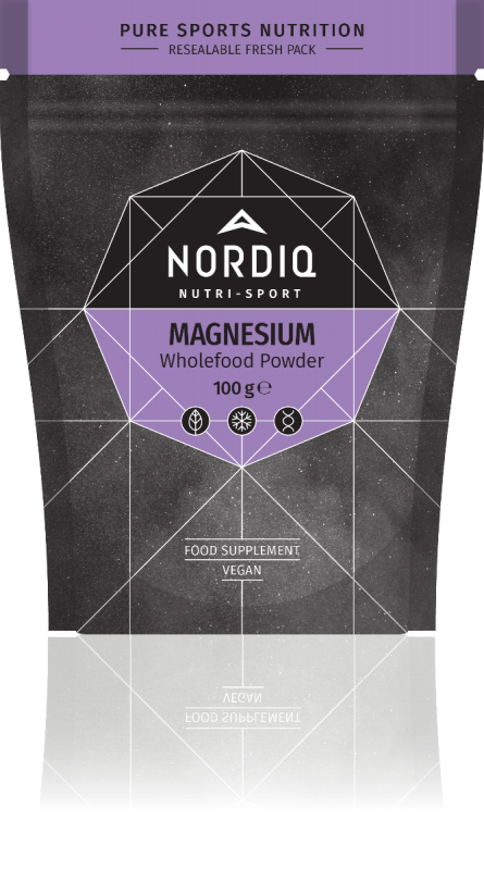 MAGNESIUM WHOLEFOOD POWDER Nordiq Nutrition