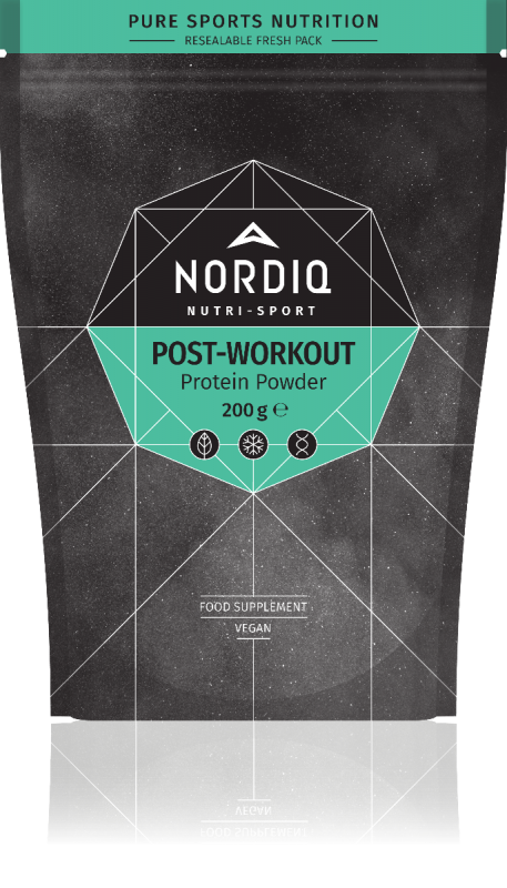 POST-WORKOUT PROTEIN POWDER Nordiq Nutrition