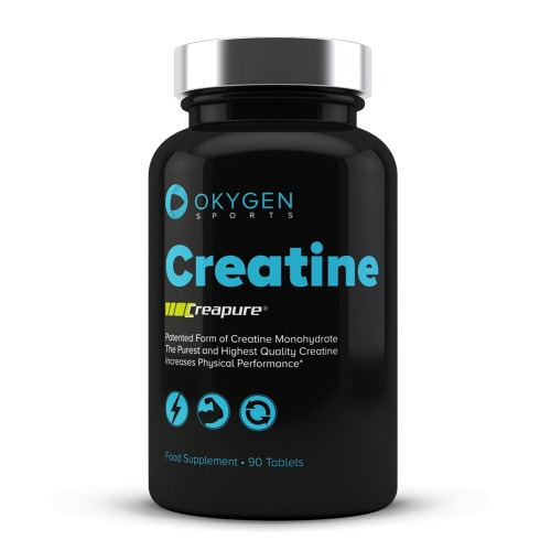 Creatine - Kreatin Creapure 90 tabletter
