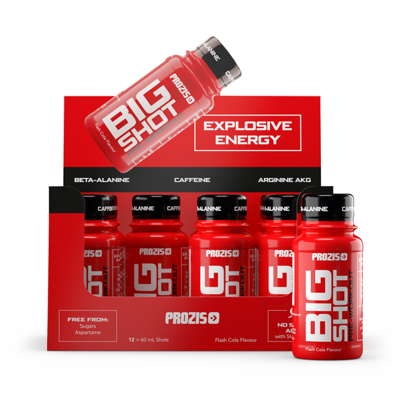 PWO Big Shot 60ml Prozis