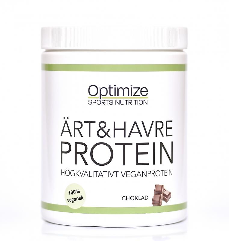 ÄRT & HAVREPROTEIN Optimize Nutrition 500g