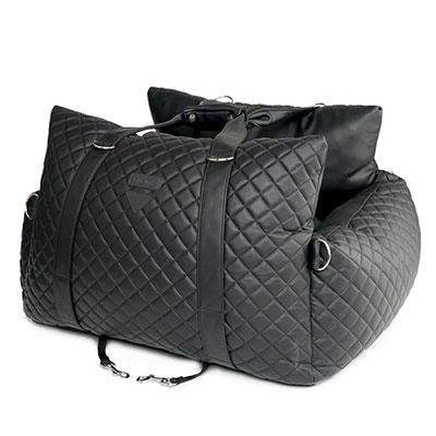 COCO Exklusiv bärväska och bilstol i ett i konstläder