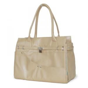 Luxary Edition beige totebag