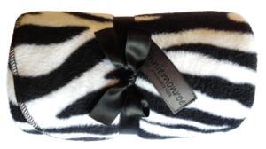 Monroe Mysa fleecefilt Zebra
