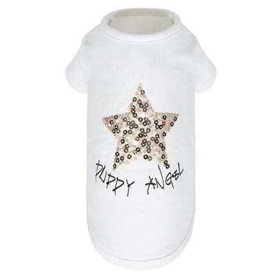 PUPPY ANGEL STAR T-shirt vit