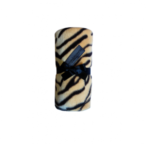 Monroe Mysa fleecefilt Tiger
