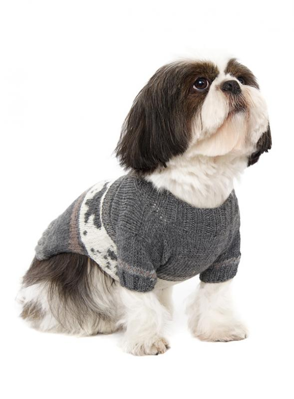 NY! TOWN & COUNTRY SWEATER