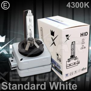 Xenonlampor D1S 4300K / 5000K / 6000K