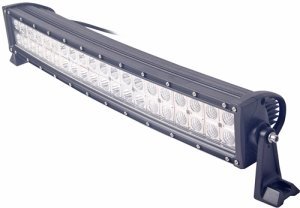 EXTRALJUSRAMP LED KURVAD 12/24V 40LED 120W