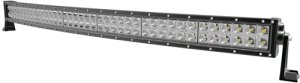 EXTRALJUSRAMP LED KURVAD 12/24V 80LED 240W