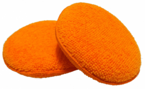 Angelwax - Microfiber Wax Applicator Pads 2-Pack