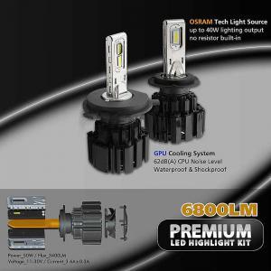 Luxtar Premium LED H9
