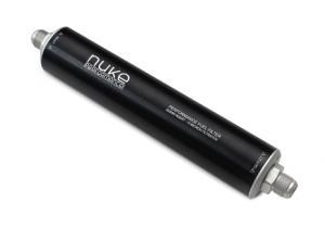 Bränslefilter PF200 Fuel filter AN-8 200mm 10 Micron / Fuel Filter 200mm AN-8 / AN-10 - Nuke Performance