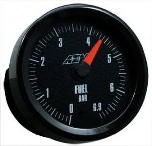 AEM - Bränsletrycksmätare 0-6.9 BAR