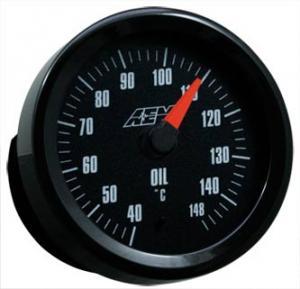 AEM - Oljetemp   Vattentemp   Transmissionstemp 40-148 C