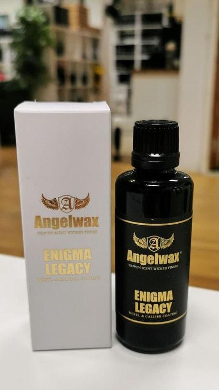 Angelwax - Enigma Legacy Wheel & Caliper Coating, 50ml