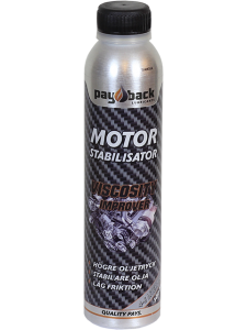Motoroljestabilisator 300ml Flaska - Pay Back