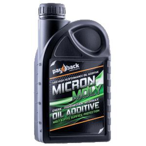 410 Micron moly, oljeförstärkare - Pay Back