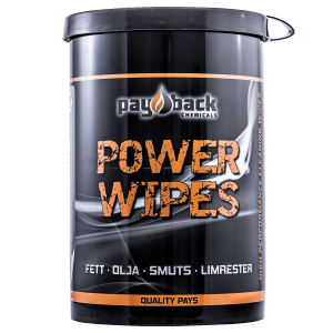 601 Power Wipes, multi clean - Pay Back