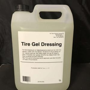 Car Care Products - Tire Gel Dressing 5L