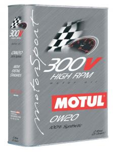 MOTUL - 300V 0W20