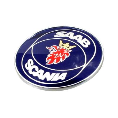 Emblem, Baklucka 9-5 Sedan 98-05 SAAB-SCANIA